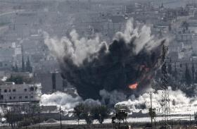 Kobane-US_bomb_on_border