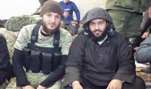 Abdul-hakim-Shishani-Muhaisany-Idlib
